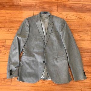 Other - Men's gray 3 piece suit, 42L